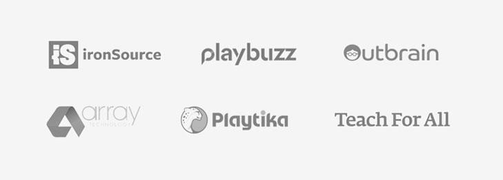 startup customer logos